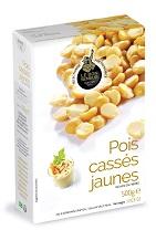 Pois Cassés jaunes 141 PAR 208