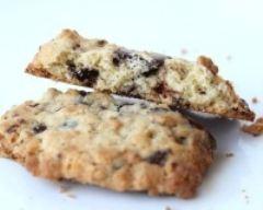 cookies choco flocon avoine