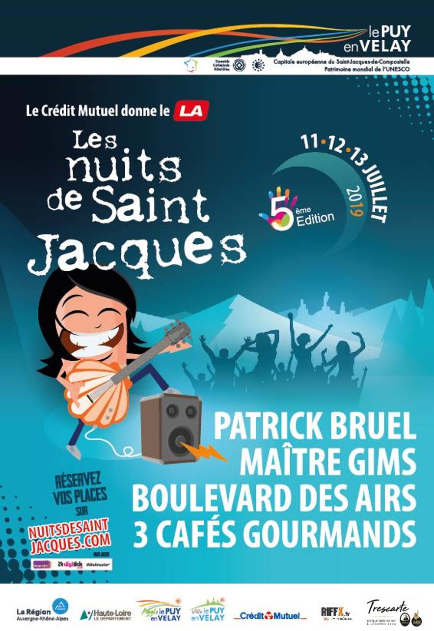 Trescarte, partenaire officiel des Nuits de Saint-Jacques